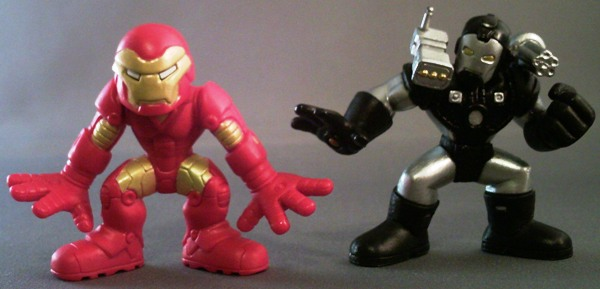 Marvel Superheroes Squad, Showdown, Minimates, Figurine, Mighty Muggs, Cosbaby - Page 3 PICT0341