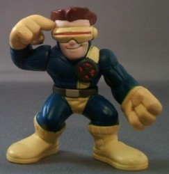 Review Marvel Super Hero Squad Cyclops Amp Magneto At