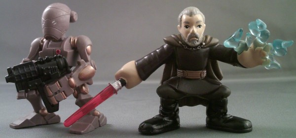 07: Count Dooku and the Jedi Crash - Lego Star Wars III ...