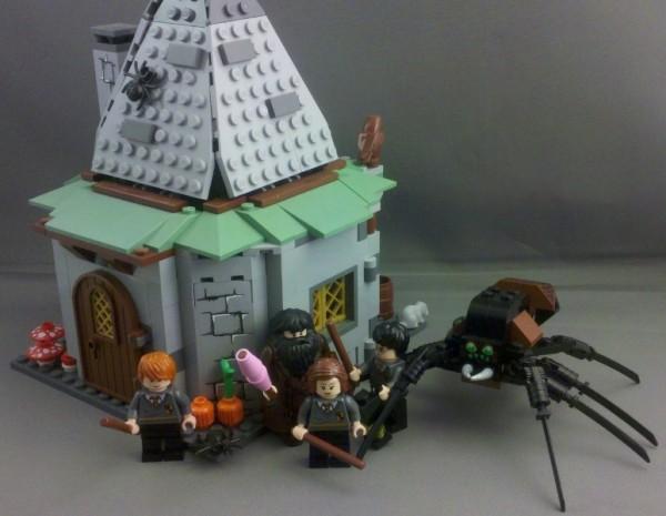 Norbert Harry Potter Lego