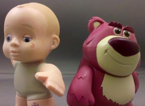 Toy Story 3 Buddy Packs Review: Lotso & Big Baby at ...