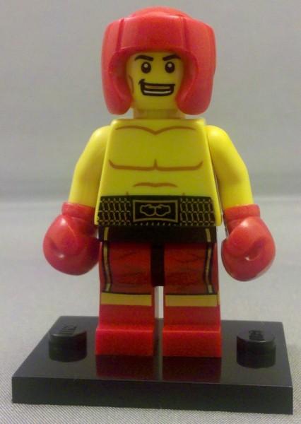 LEGO Minifigure Series 5 Review: Boxer (8805) | JesterGoblin