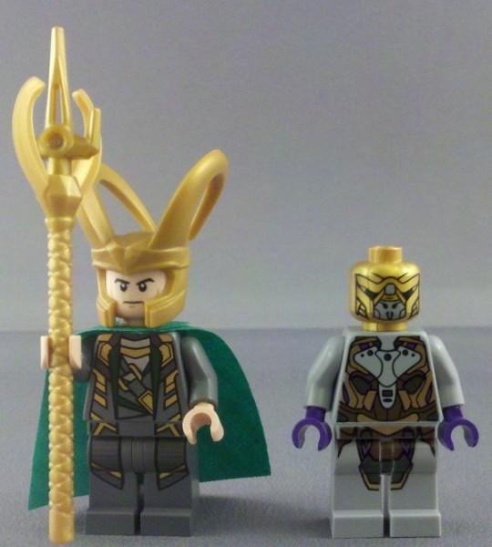 Defeat Loki ...