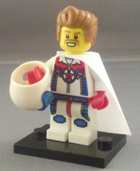8831 Lego Minifigures Series 7 Daredevil Complete