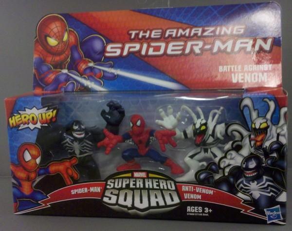 Amazing spider man super hero squad review battle against venom at jestergoblin - Lego the amazing spider man 3 ...