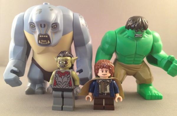 lego hulk vs lego cave troll - photo #20