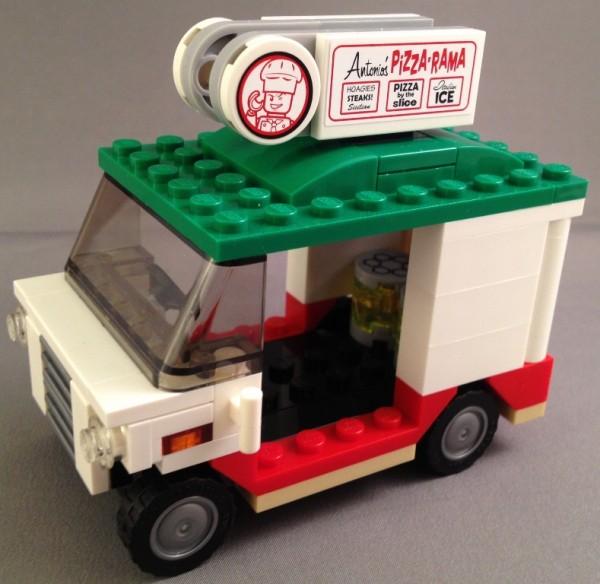 Pizza Truck!