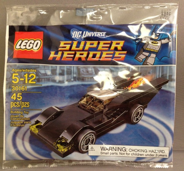 LEGO DC Super Heroes the Batmobile