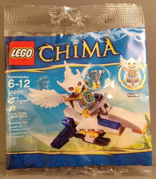 LEGO Legends of Chima Ewar's Acro-Fighter