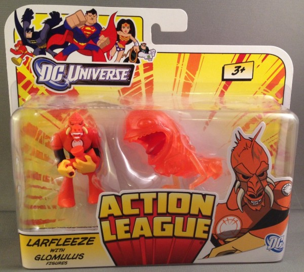 Orange Lantern Larfleeze