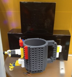 Not-LEGO Mug by ThinkGeek